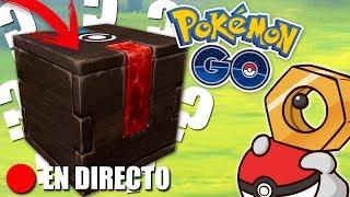 🔴 ¡HE VUELTO! ¿SALDRÁ MELTAN SHINY en DIRECTO? ¿SORTEO? - Pokemon Go | SoninGame
