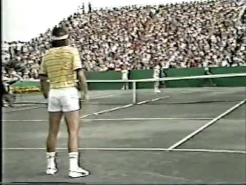 G. Vilas vs J. McEnroe Final - Boca West 1981 - 02/12