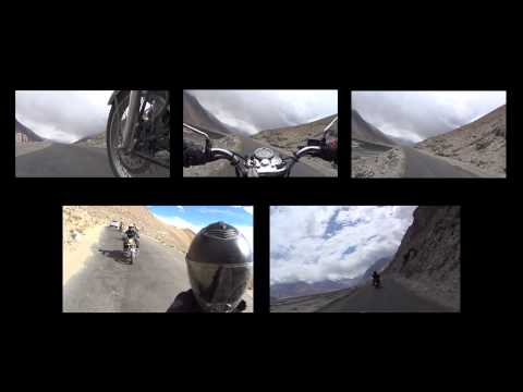 Sony Action Cam Himalayas Multi Angle Video