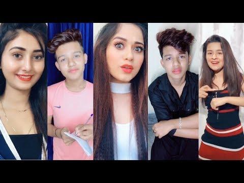 Riyaz Tiktok Videos With Jannat, Avneet, Riza Afreen, Sana Khan