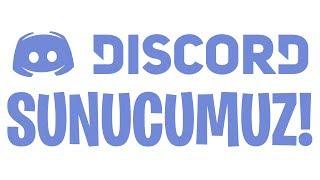 Discord Sunucumuz! / NinjaGamerMB