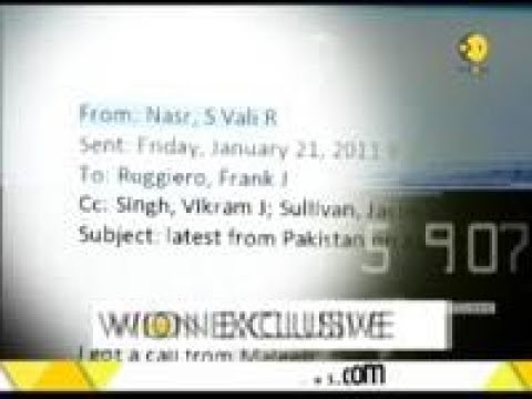 Documents exposed how Rawalpindi is behind Pakistan foreign policy