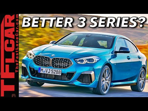 2020 BMW 2 Series Gran Coupe: Here Is What BMW's First FWD-Based CAR Is Actually Like To Drive!