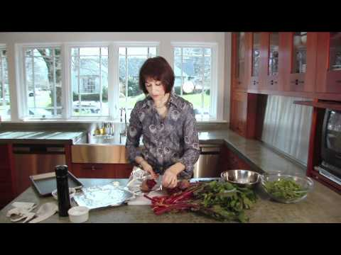 How to Cook Beets and Beet Greens