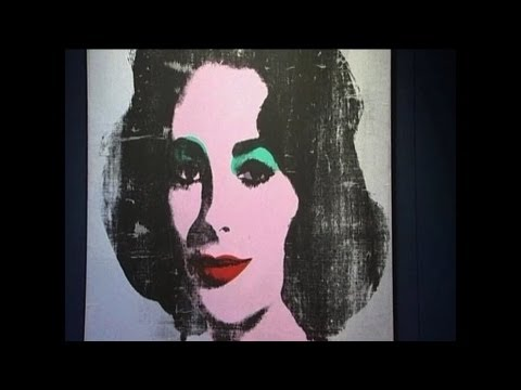 The work of Andy Warhol