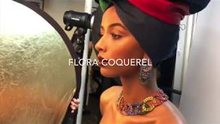DF STUDIO PARIS  Flora Coquerel backstages