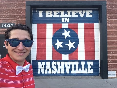 Great Tour of Nashville Tennessee With So Much to Do Here Episode 75