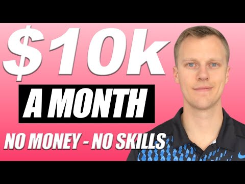 How To Start A Digital Marketing Agency With NO EXPERIENCE! ($0 - $10k/mo In 90 Days!!)