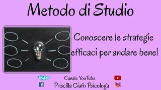 Metodo di Studio