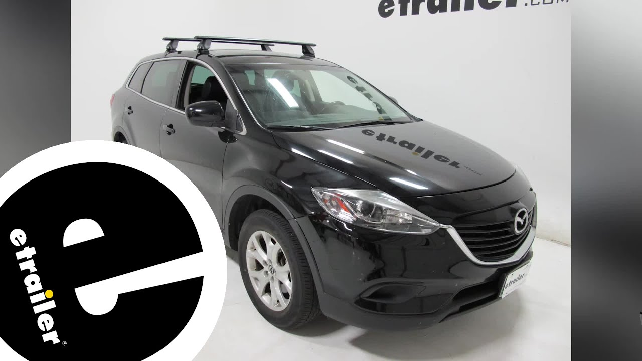 Review Rhino Rack Roof Rack 2013 Mazda Cx 9 Rrva126b 2 Rrrlkva Dk220