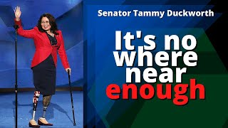 TGOW ENVS Podcast #17: Tammy Duckworth, Senator of Illinois
