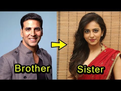 Thumbnail: Top 10 Unseen Real life Brother and Sister Of Bollywood Celebs