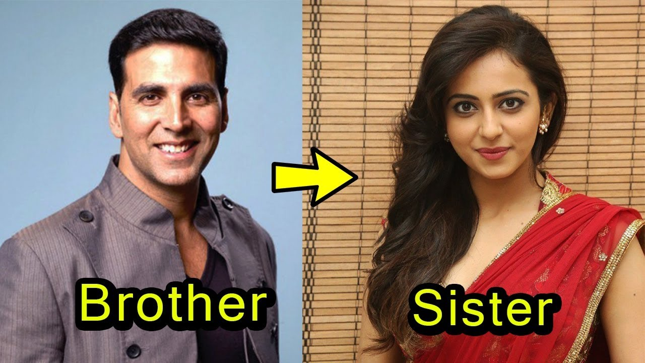Top 10 Unseen Real Life Brother And Sister Of Bollywood Celebs
