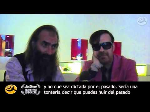 Grinderman - Primavera Sound 2011 - Bi fm tv