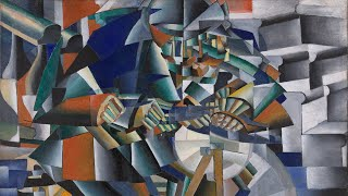 「抽象画の先駆者」カジミール・マレーヴィチ(Kazimir Malevich)の絵画集