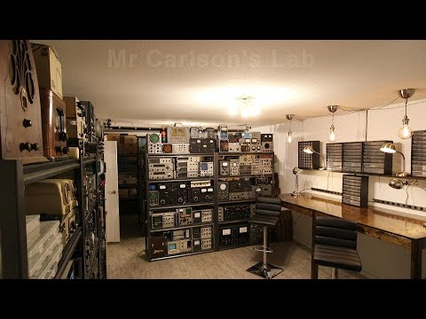 The New Lab, Mr Carlson's Old Time Lab.
