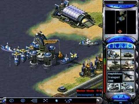 Red Alert 2 - Allied Mission 11: Fallout