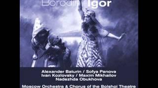 Alexander Borodin: Prince Igor, Overture