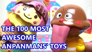 THE 100 MOST AWESOME ANPANMANS' TOYS OF 2016 2