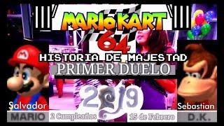 ¡Primer Duelo 2019  Mario Kart 64! - ¡Semana de cumpleaños!