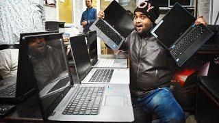 Cheapest Branded Laptop, Pc Gaming [Wholesale/Retail] Market | Laptop Market | Laxmi Nagar Delhi