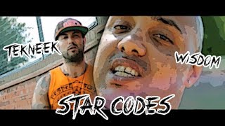 Tekneek & Wisdom - Star Codes (Prod. By Einzelgänger) [Music Video] : TITAN TV