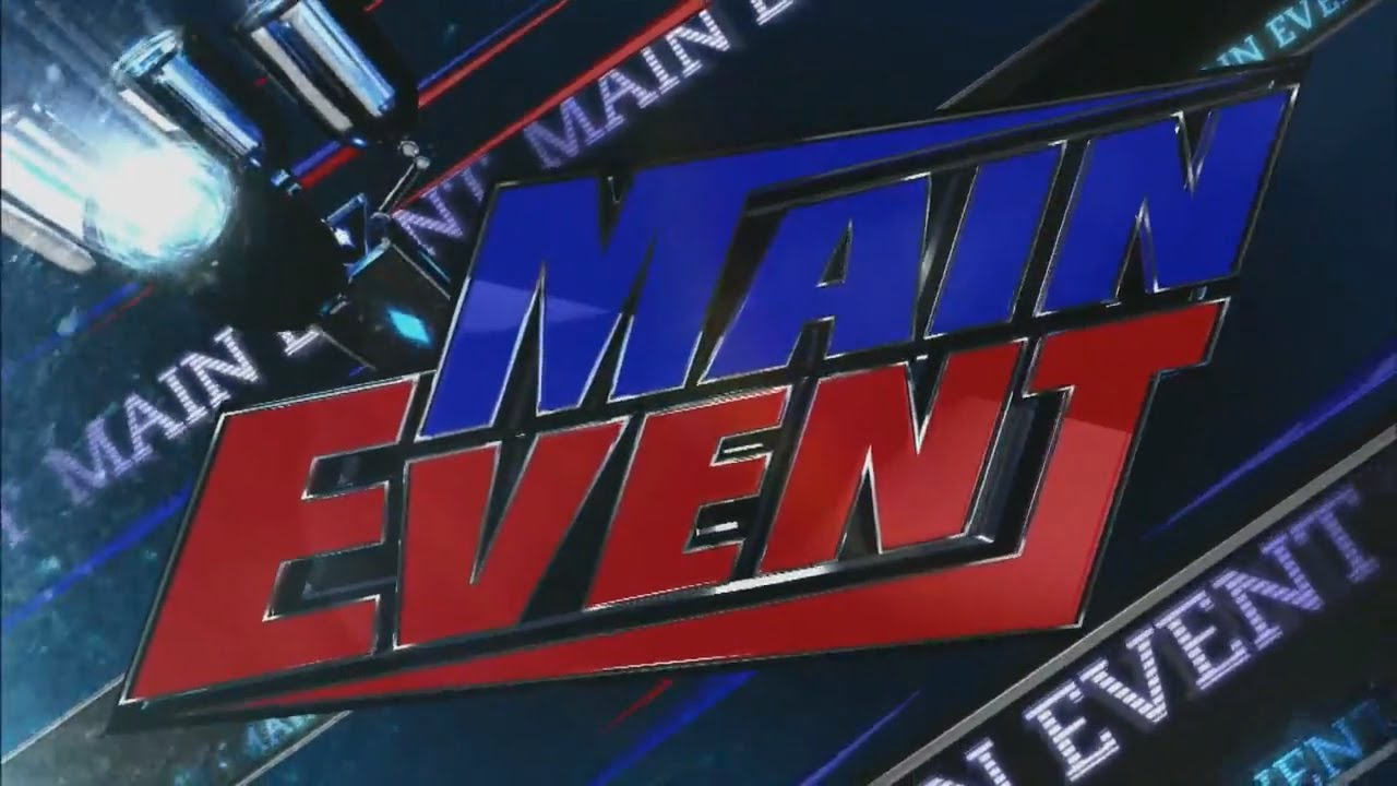 wwe hd wwe main event 1st official theme song