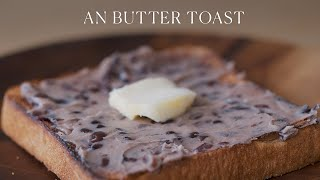 An Butter Toast  Made with Bal…