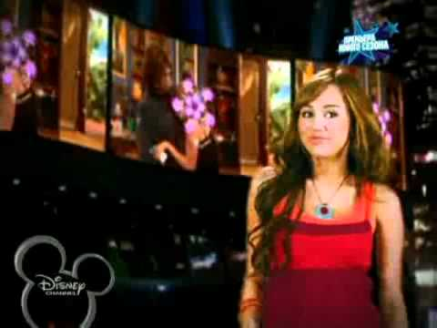 Hannah Montana Opening Seasone 3 Russian Version (Disney Channel Russia)