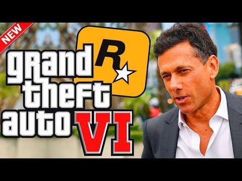 Rockstar Games CEO Confirms MAJOR GTA 6 Info! Location, Online DLC, Release Date & More? (GTA VI)