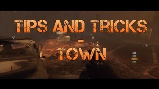 Black ops 2 - Zombies | Tips and Ticks : Town (PART 3)