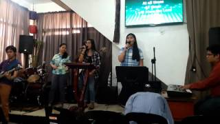 At All Times by Mandisa (Meann Cover Live)