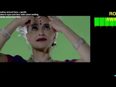 India Sky film clip- Spectra's Cabaret raw footage with Amrita Choudhury, by Moment Factory