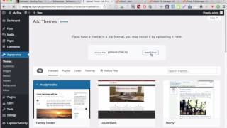 Getleads WP: Demo data install process