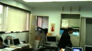2011年3月11日 東日本大震災 東京 渋谷 03.11.2011 Earthquake in Tokyo, Japan