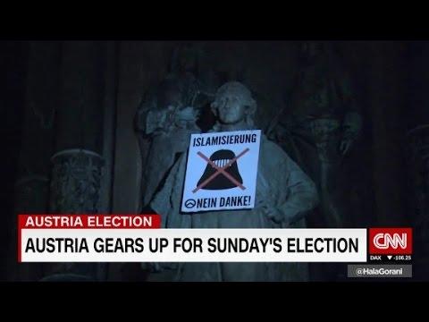 Austria may elect far-right president
