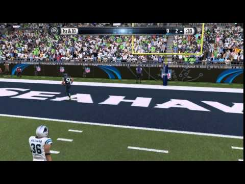 Madden NFL 16 -Paul Posluszny tip drill pick six