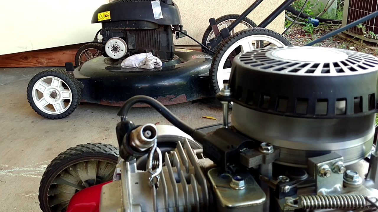Mtd Powermore 140cc Engine Troubleshooting And Carb Cleaning Part