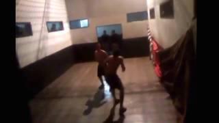 Pelea de presos en General Pico con guardias inmóviles