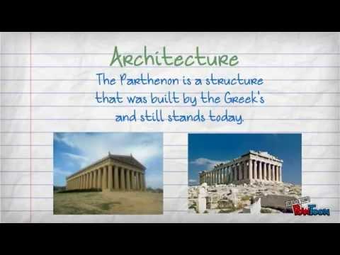 Greek Influences on Roman Culture