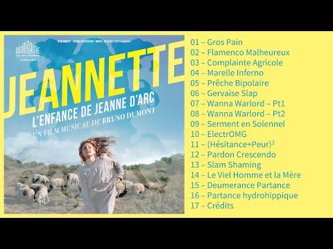 Jeannette, l'enfance de Jeanne d'Arc (2017, Original Soundtrack by Igorrr)