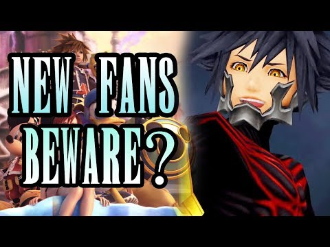 The Biggest Problem with Kingdom Hearts III