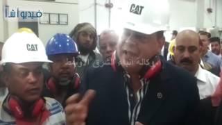 بالفيديو : محافظ مطروح يعلن عن المشروعات التنموية في سيوة