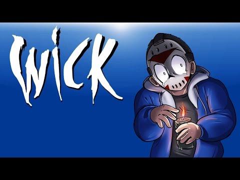 Wick Ep. 2 (SOMETHINGS BEHIND ME!!!!!) Creepy Gameplay