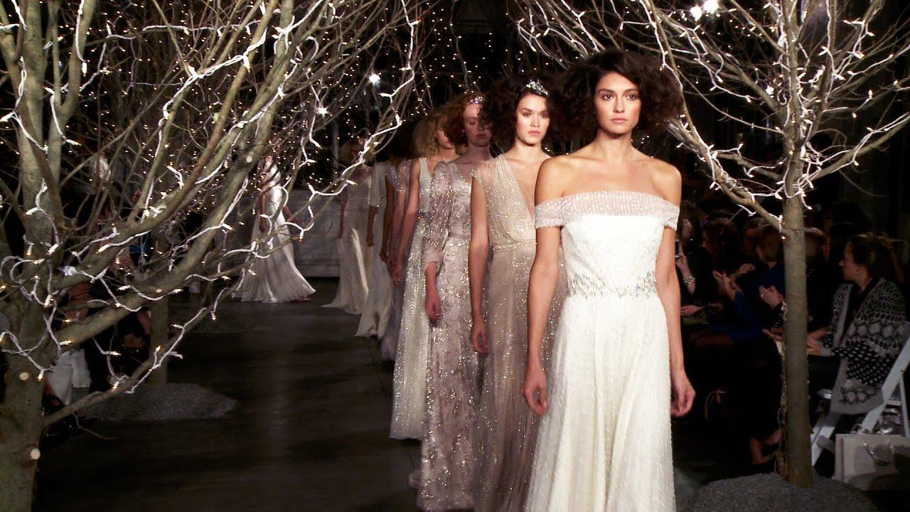 Jenny Packham Bridal Spring 2014 - Interviews and Runway ...