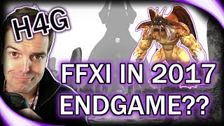 FFXI in 2017 - The Problem With Endgame!