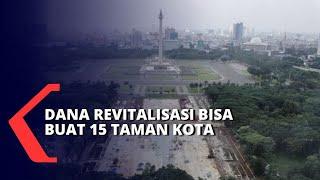 Anggaran Revitalisasi Monas Capai 140 Miliar, Pakar Tata Kota: Bisa Buat 15 Taman!