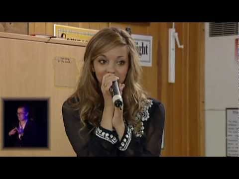 Jade Thirlwall - Little Mix  - Sings Beyonce Knowles - Ave Maria