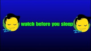 ASMR relaxed session watch for sleep