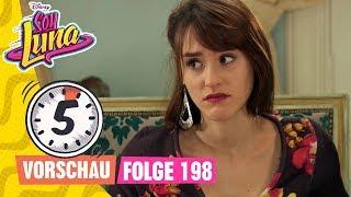 5 Minuten Vorschau - SOY LUNA Folge 198 || Disney Channel